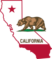 California-Outline-and-Flag